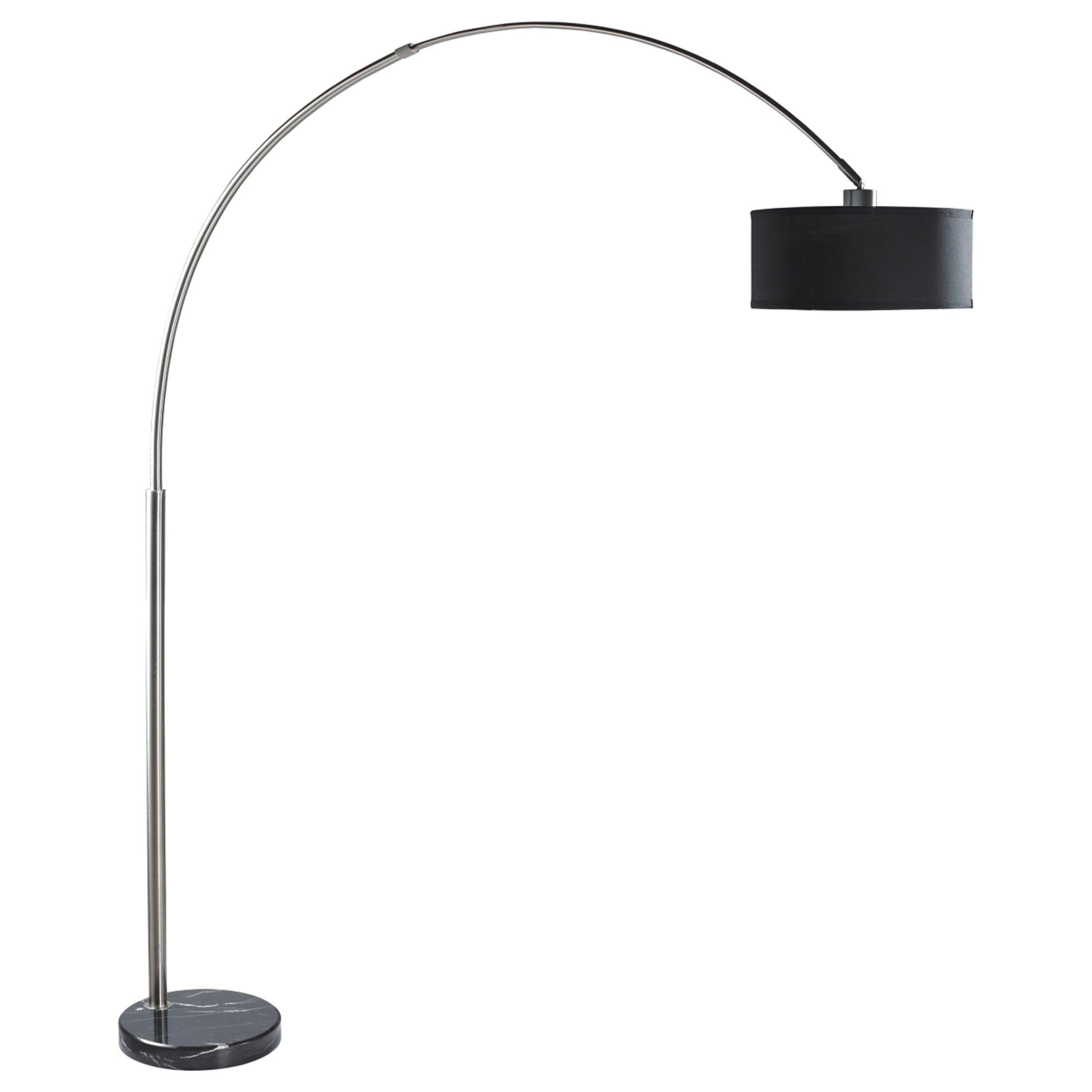 journee lighting. journee home \u0027city lights\u0027 81 inch modern arch floor lamp (black) ( lighting e