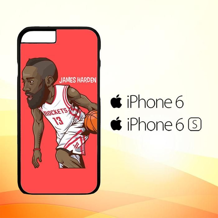 45538ec1fd2b James Harden basketball Sport Houston Rockets E0856 iPhone 6