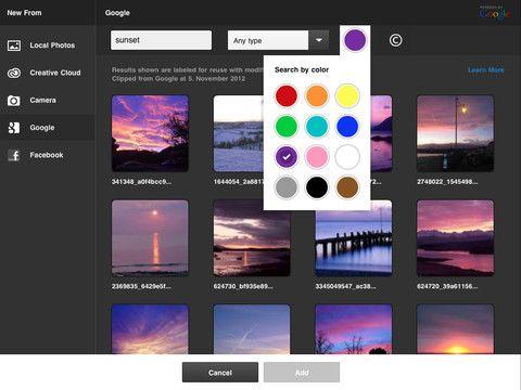 app för att beskära bilder