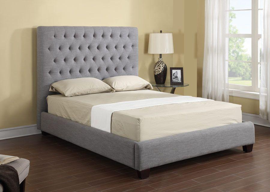 Sophia Upholstered Bed