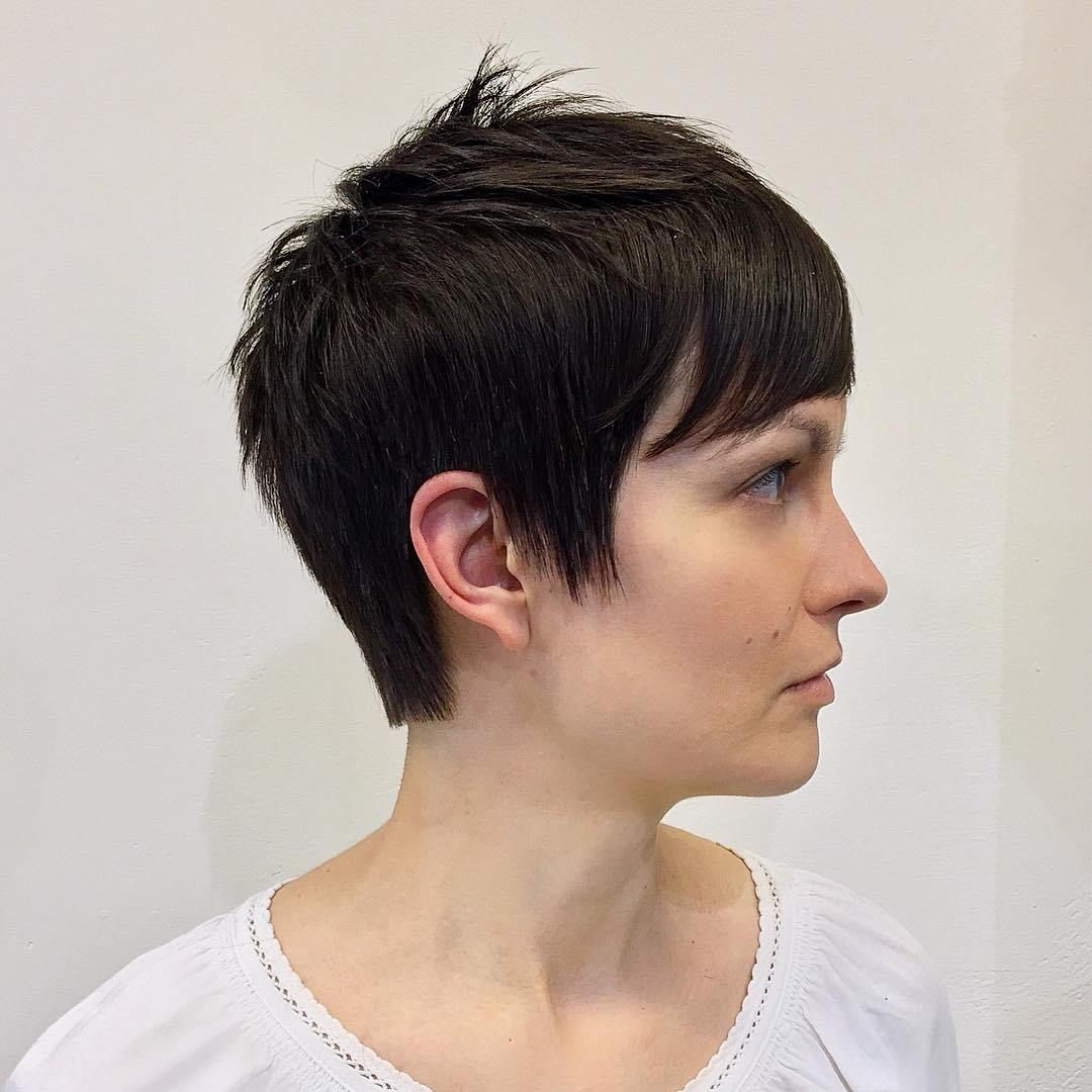 40 Best Edgy Haircuts Ideas To Upgrade Your Usual Styles Pinterest