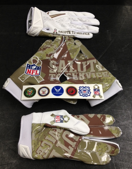 nfl football gloves for sale