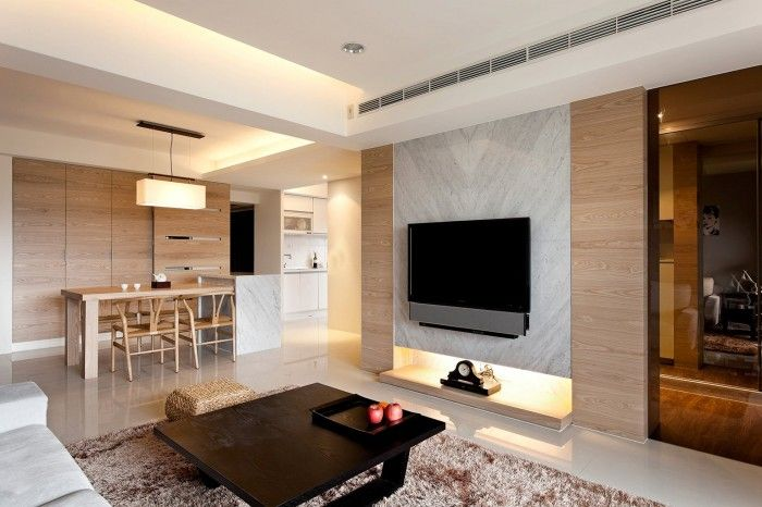 Interior design ideas modern minimalist decor with a homey flow