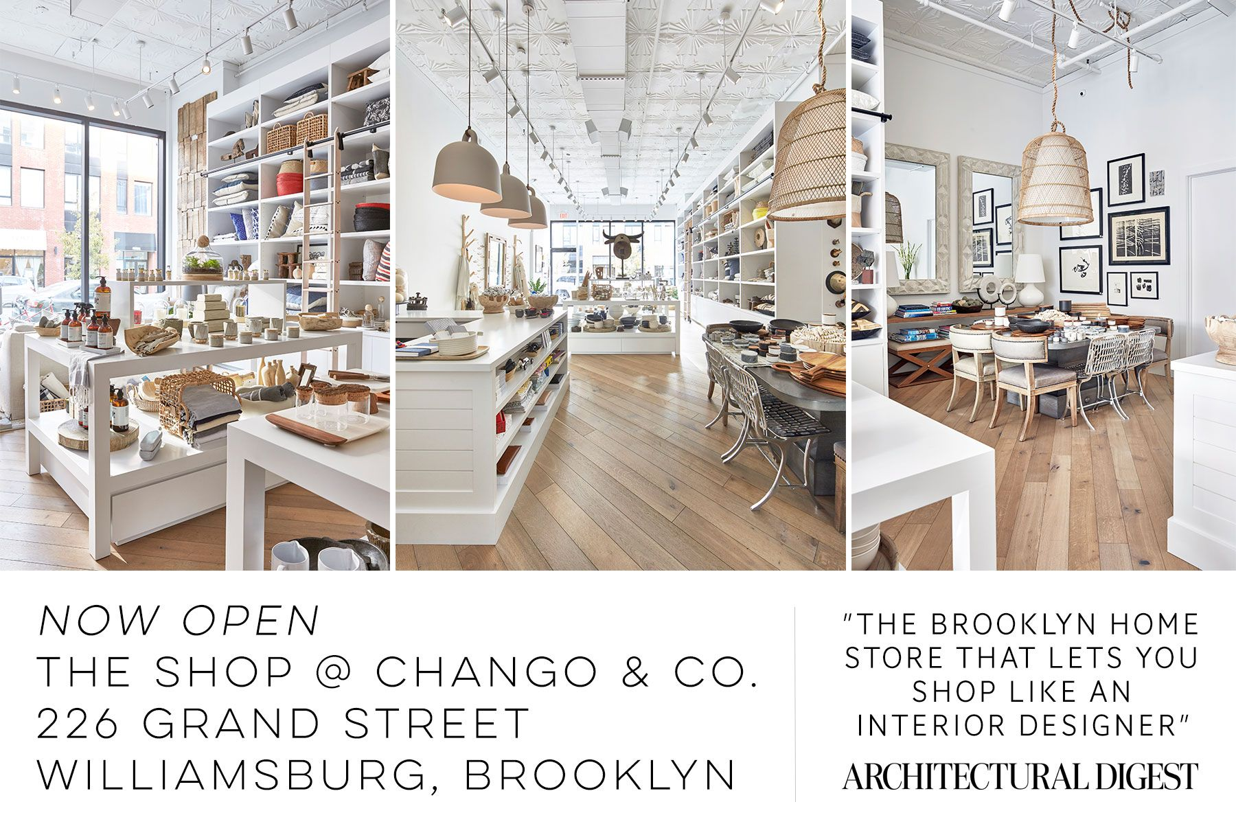 Shop · Williamsburg Interior design studio, Shop
