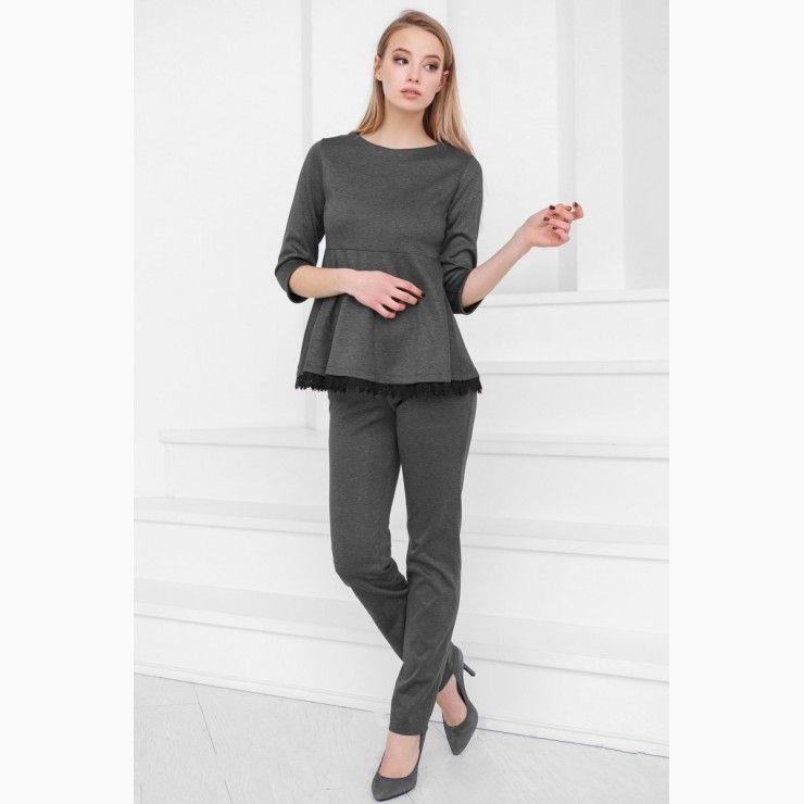 0fb3b271595b67 SHUSHSCHK-Grey Coat in 2019 | Badass Style - Group Board | Fashion ...