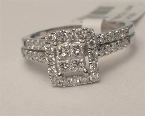 Pin On Bridal Ring Sets