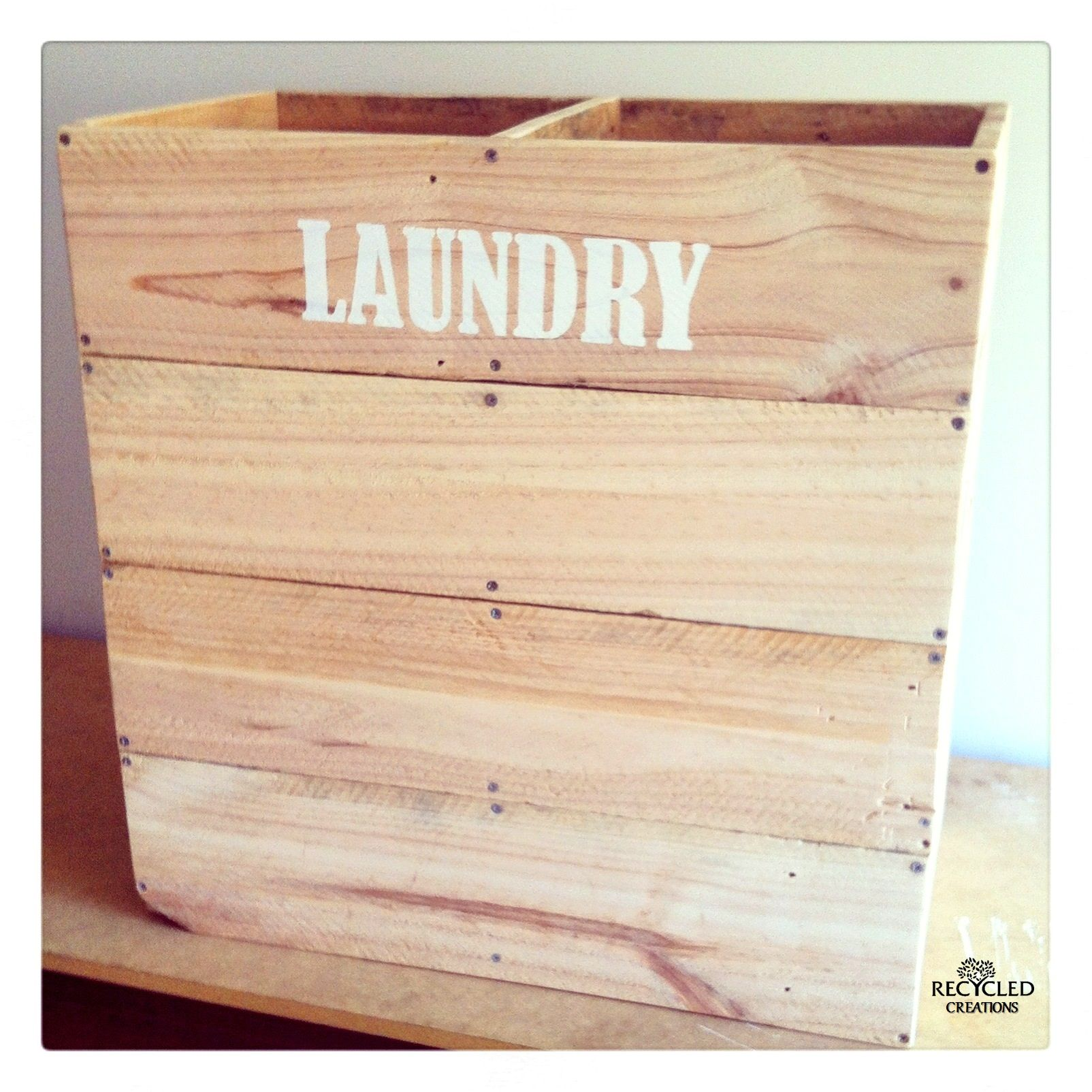 Pin by My Info on pallets in 2019   Laundry in bathroom ...