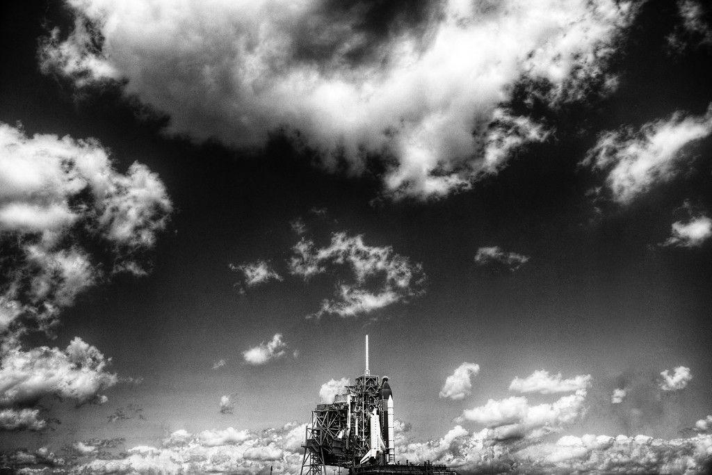 The Mighty Rocket Awaits - Trey Ratcliff