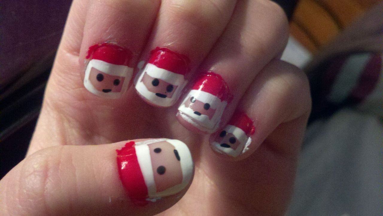 Cool Ways To Paint Your Nails Nails Cool Designs Hd Cool Painted ...