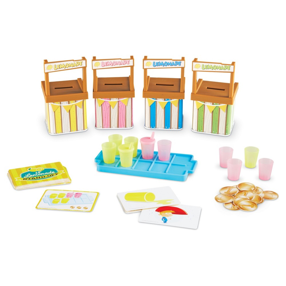 Learning Resources Lil' Lemonade Stand-Off - A Memory Matching Game