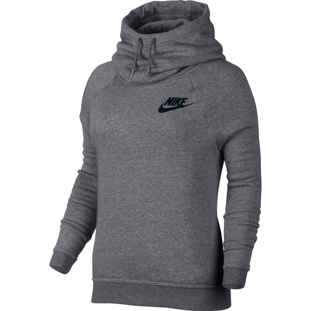 Black · Nike NSW Rally Sportswear Women's XS Hoodie Grey/Black ...