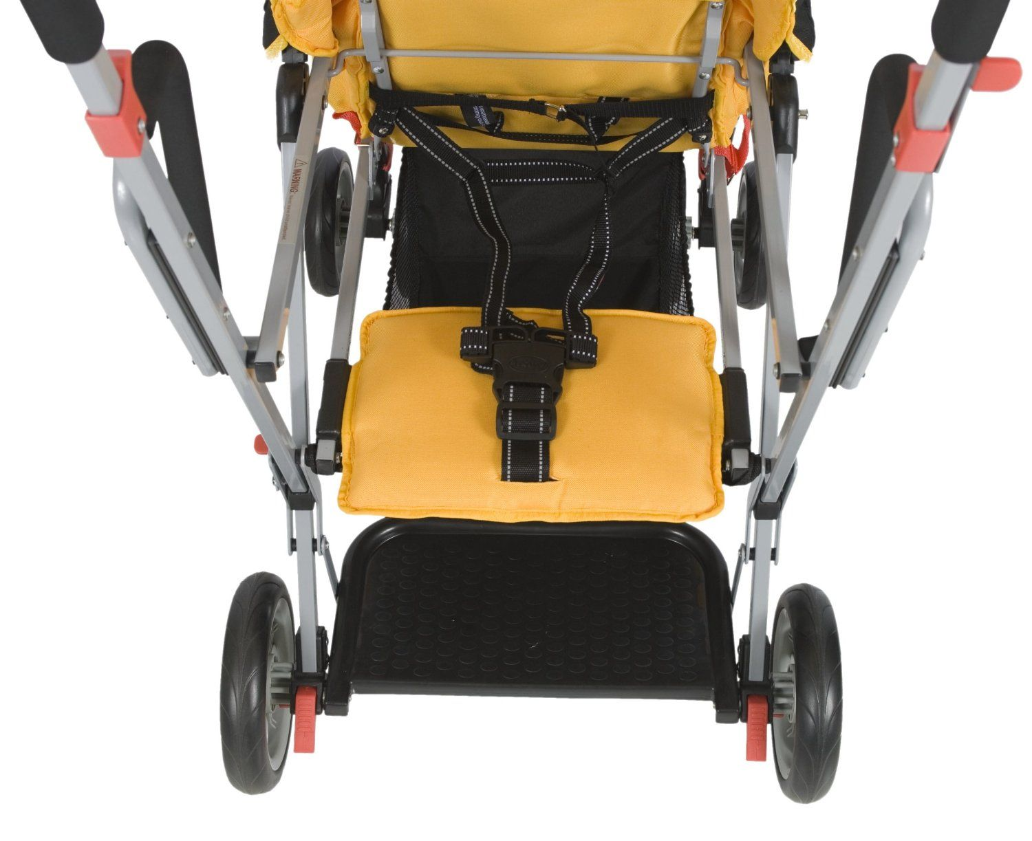 Joovy Caboose Stand On Tandem Stroller Review (With images