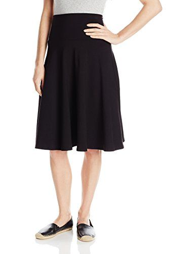 d344035615 Susana Monaco Womens High Waist Flare Skirt 25 Inch Black Medium ***  Continue to the product at the image link.