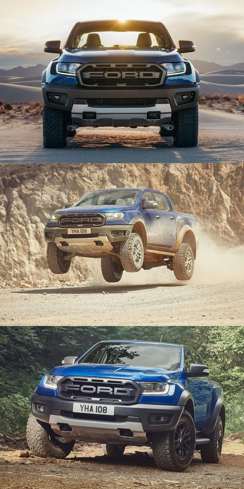 A 710 Hp Supercharged V8 Ford Ranger Raptor Is Coming In 2020