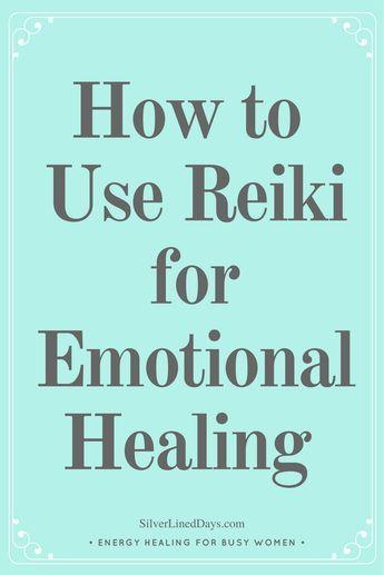 How To Apply Reiki For Emotional Healing Reiki Emotional Healing Reiki Meditation