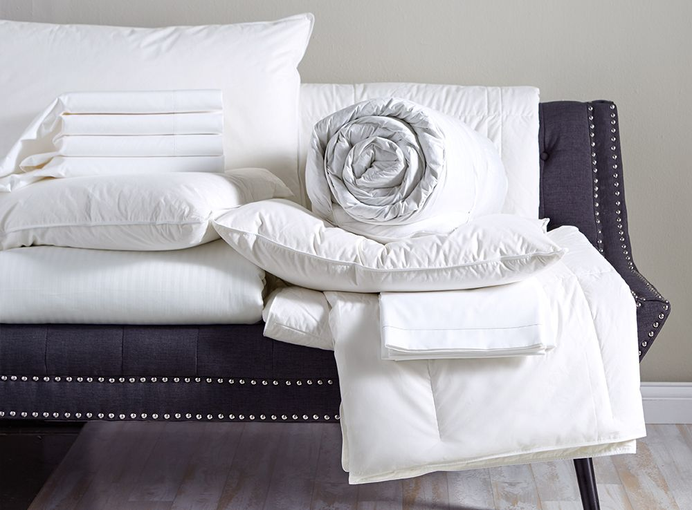 Luxury Hotel Quality Bedding At Home