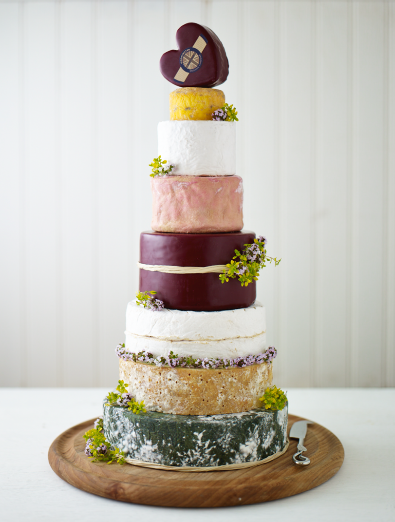 New Creative Wedding Cake Ideas | Wedding cake, Cheese and Creative ...