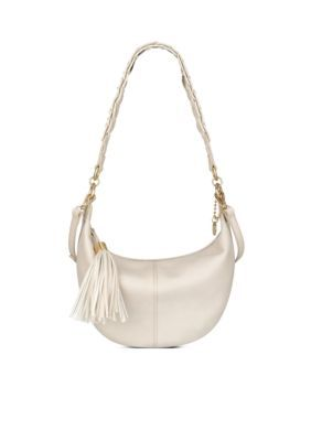 Nine West Milk Anwen Samll Hobo Crossbody