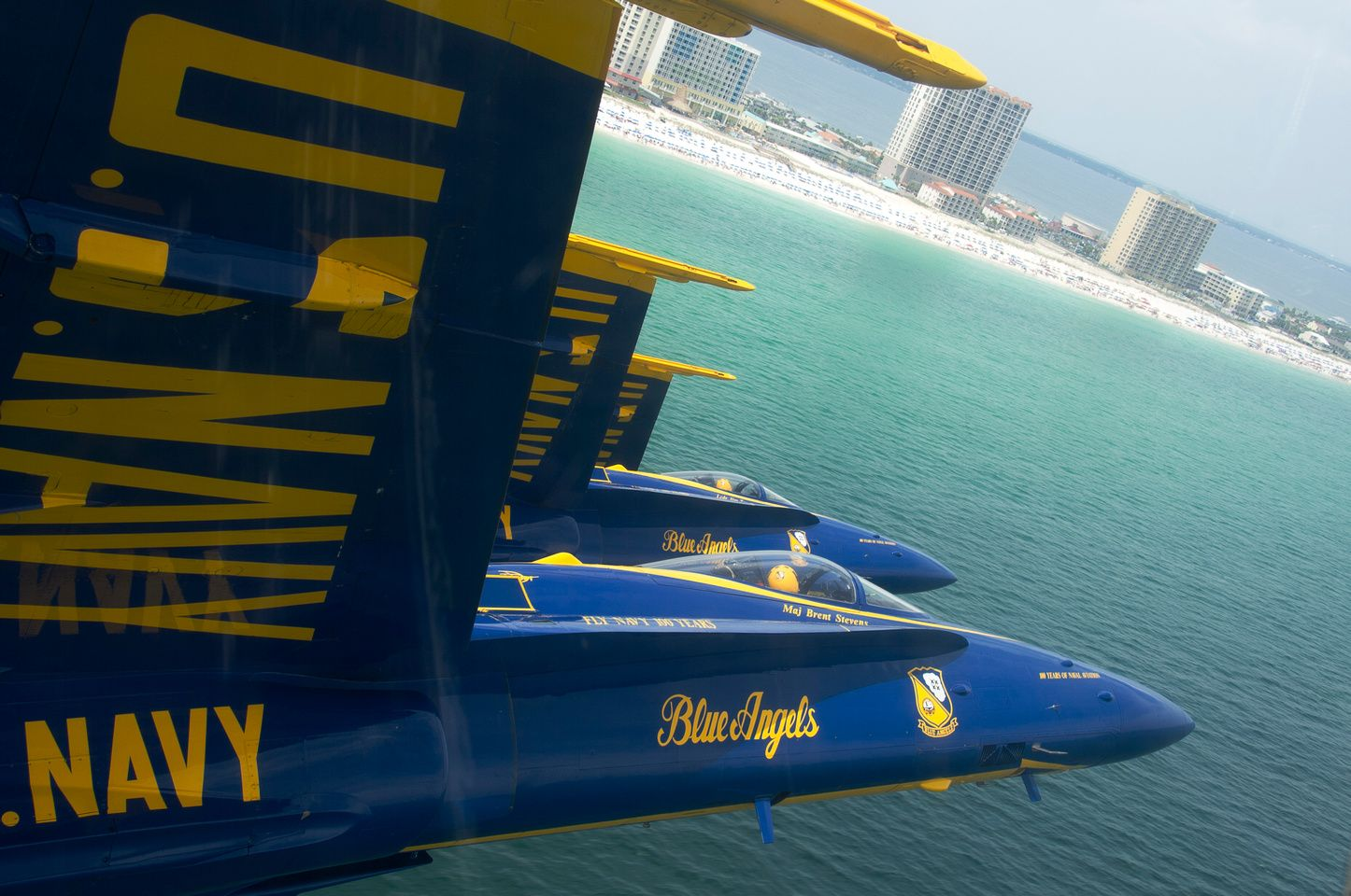 Slideshow Blue angels air show, Blue angels, Pensacola beach