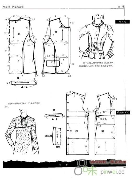 Sewing pattern | Adult dress pattern | Pinterest | Costura, Ropa y ...