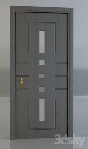 3d models: Doors – door_07