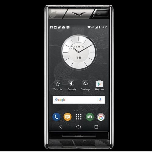 Vertu Aster Leaf Clone Android 7 1 Snapdragon 821 4G LTE luxury