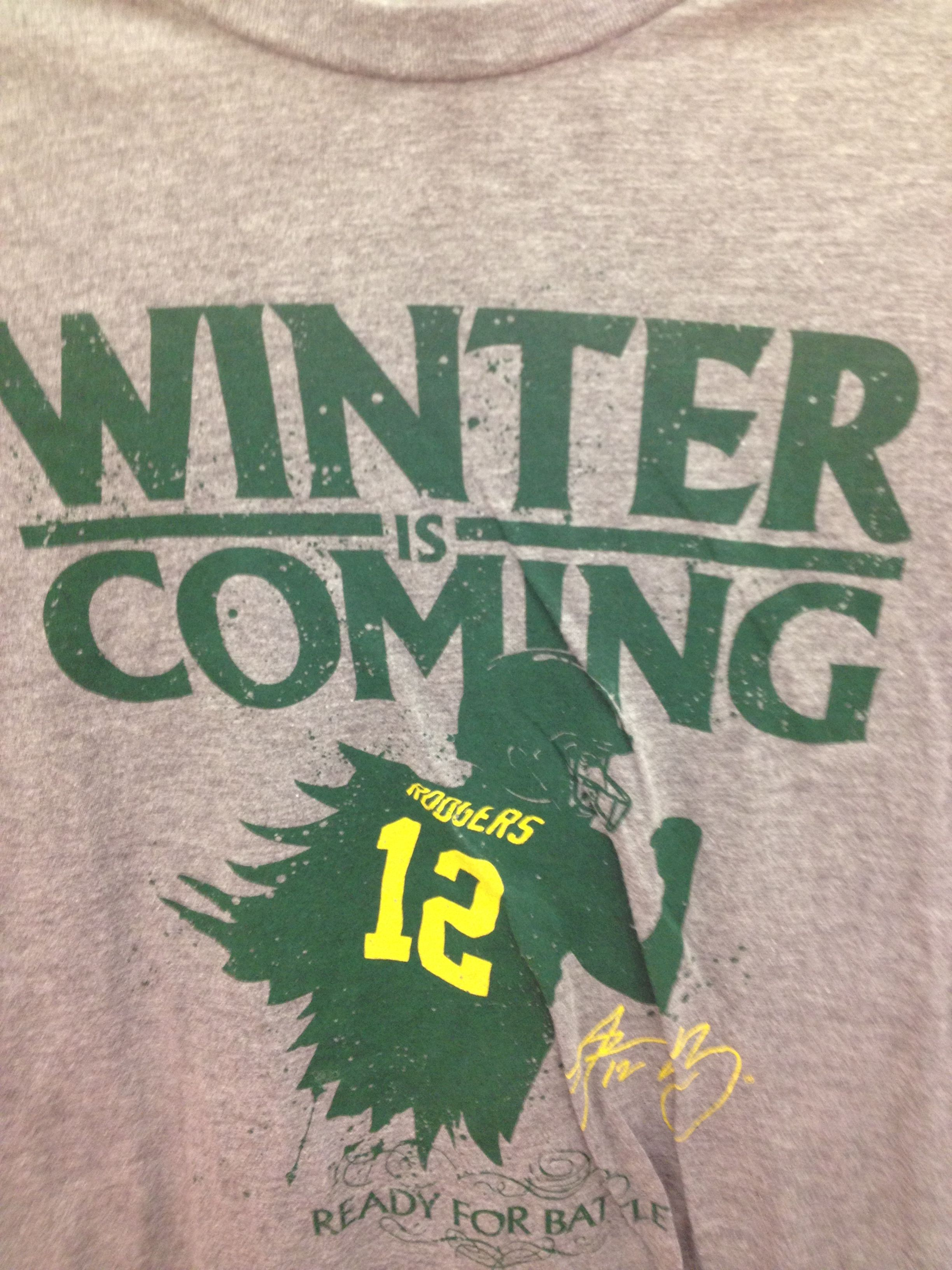 Game Of Thrones And The Packers What Green Bay Packers Fans Go Packers Green Bay Packers
