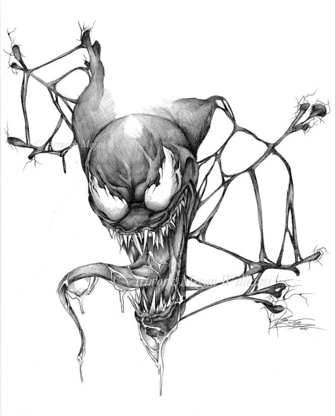 Pin On Venom Carnage Other Symbiotes