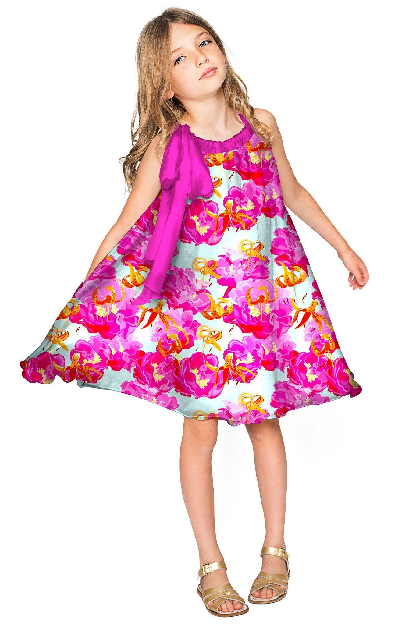 79a3f7275120 Sweet Illusion Melody Chiffon Dress - Girls