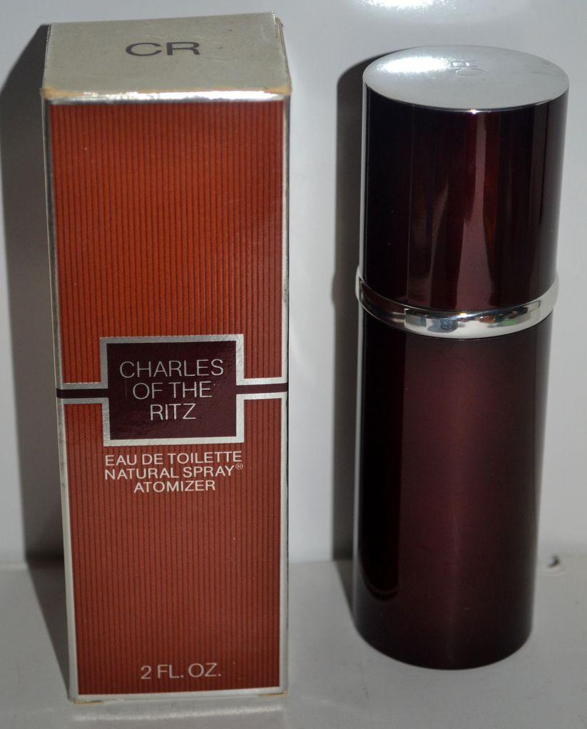 Charles Of Ritz Eau De Toilette Natural Spray - Quirky