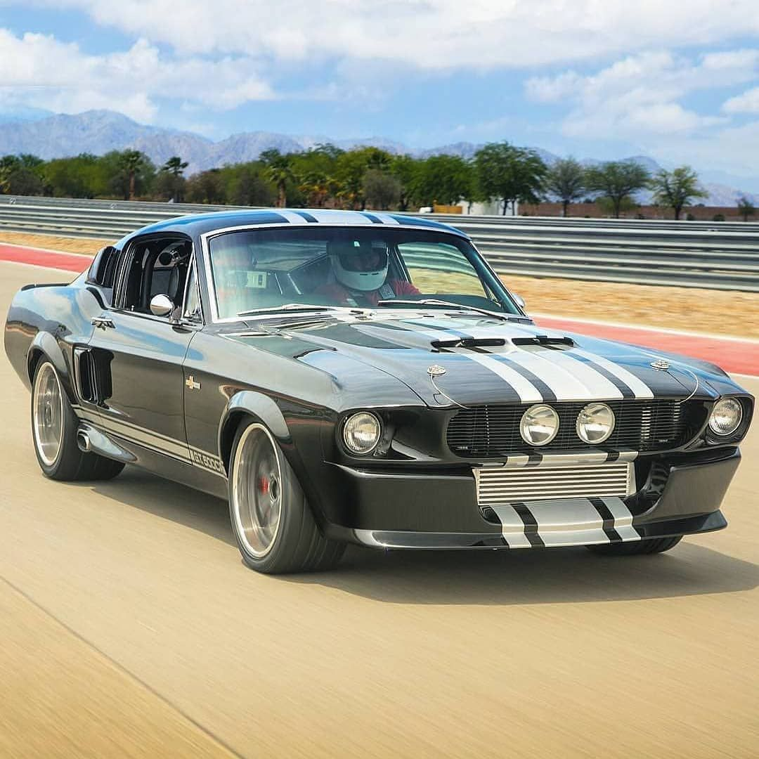 Rolling shot '67 #Shelby GT500CR! Nitto Tire _ #classics #car #americanmuscle #c…