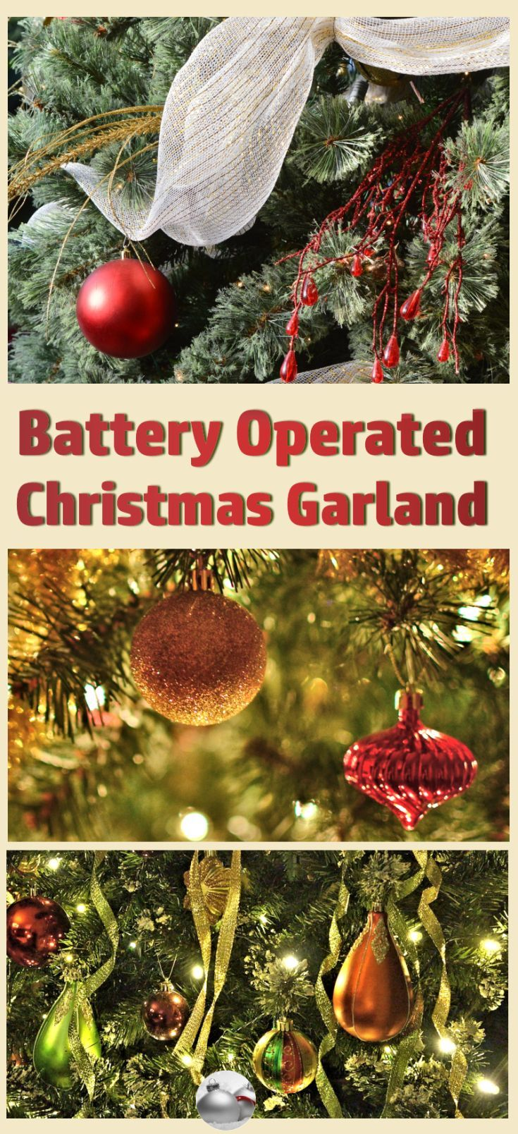 battery operated christmas garland product reviews pinterest christmas christmas decorations and christmas home
