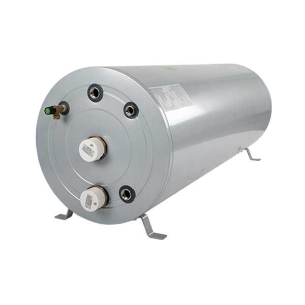 Joule Horizontal Direct Unvented Cylinder, 170 Litre, Stainless ...