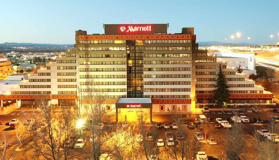 Albuquerque Nm Hotels Marriott Pyramid North