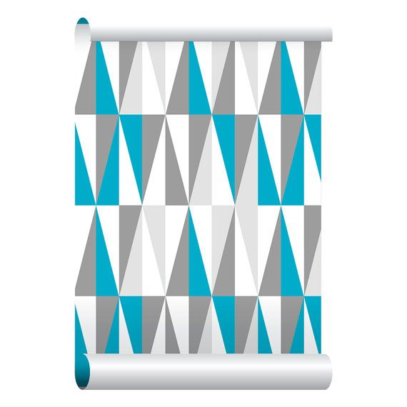 for wall border or dishwasher Geometric Triangles