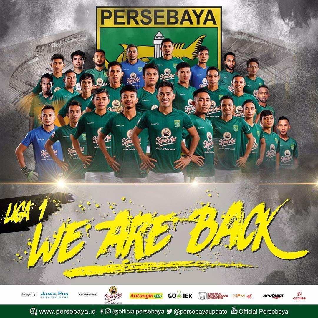 Selamat Untuk Persebaya Surabaya Yang Memastikan Promosi Ke
