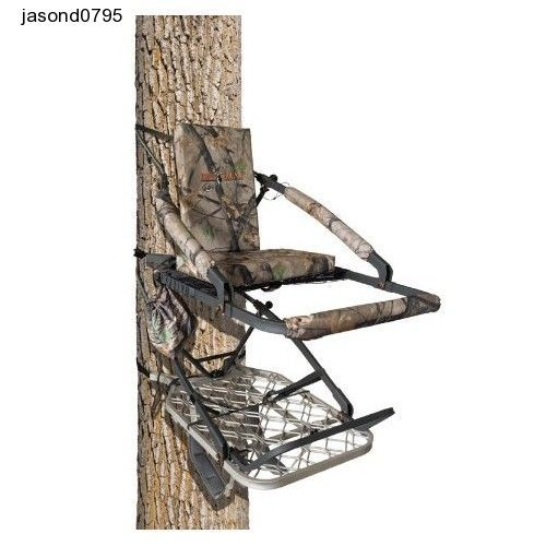 Bird Watch Climbing Tree Stand Deer Portable Game Bow Tree