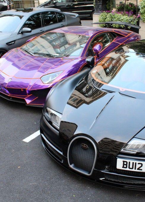 Bugatti Veyron Vs Lamborghini Aventador Super Cars Lamborghini