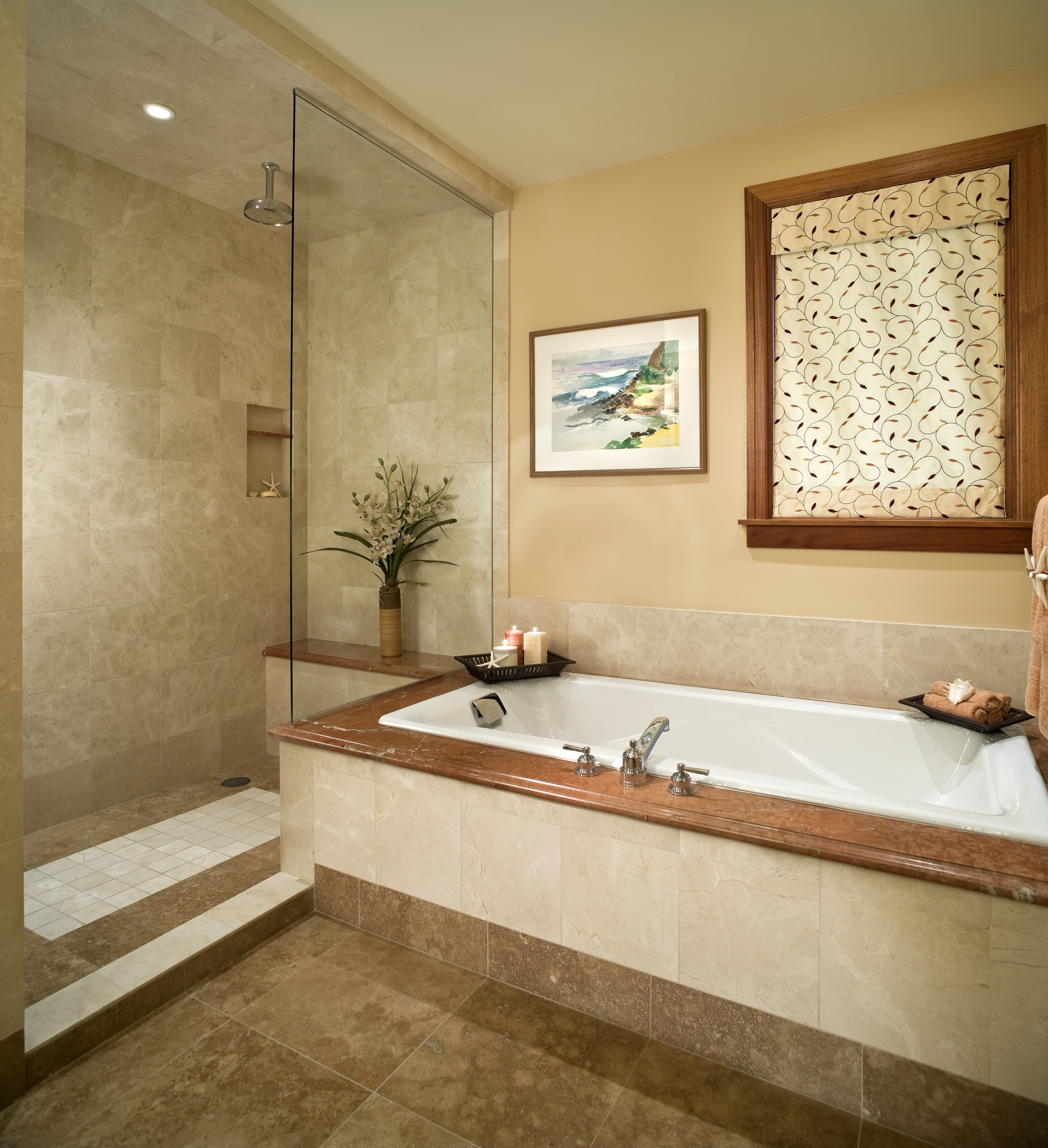 3 DIY Bathroom Remodel Ideas That Make A Difference | Shower seat ...