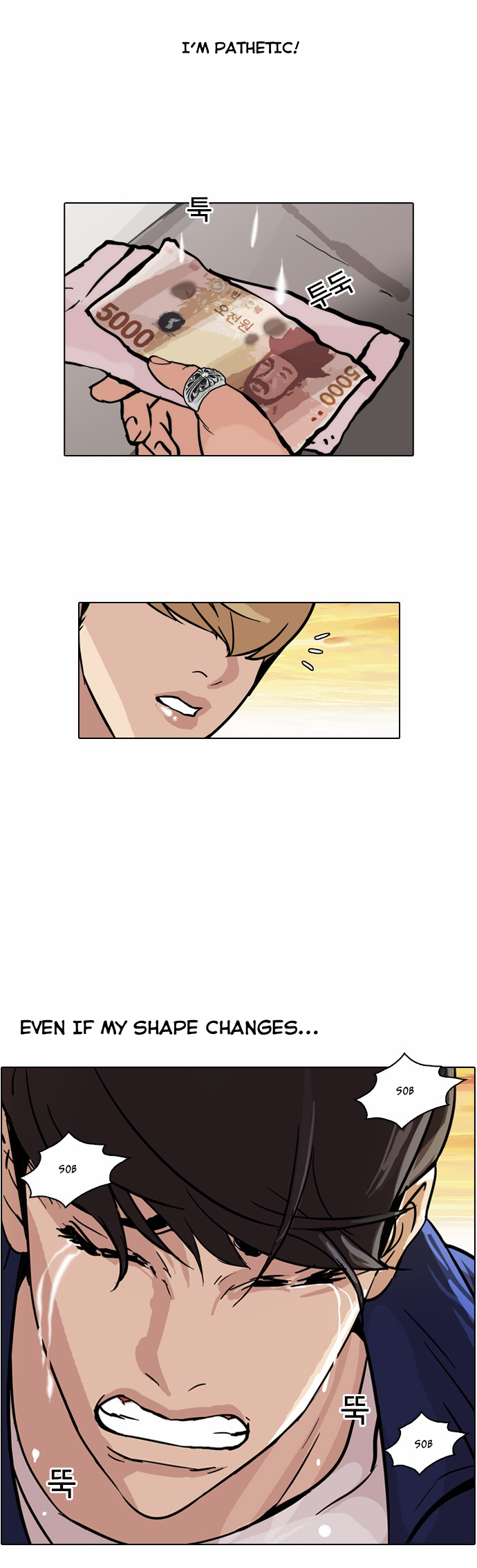 Read manga Lookism Ch.050: Pavlov's Dog [END] online in high quality