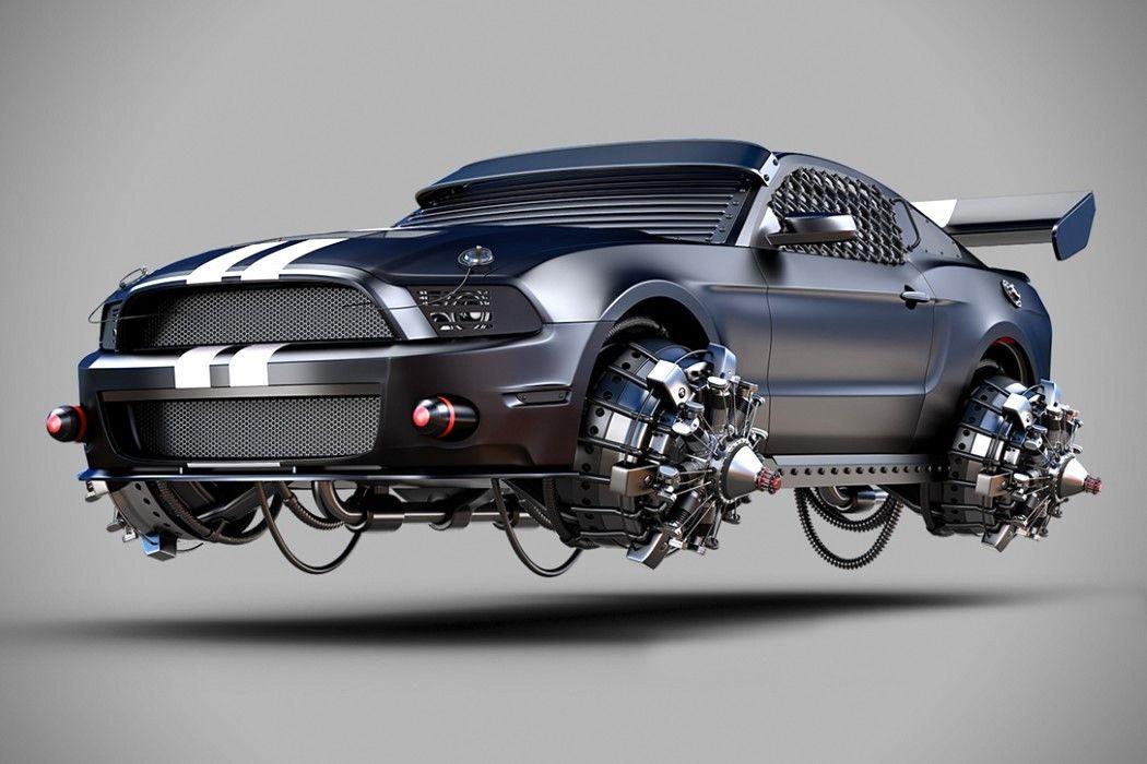 Modern Day Mad-Max Motors | Yanko Design | Cars | Pinterest ...