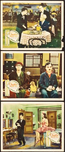 Movie Posters Comedy Modern Times United Artists 1936 Lobby