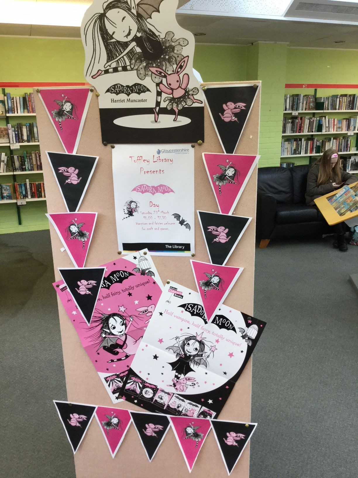 Pin by Gloucestershire Libraries on Library Displays (With