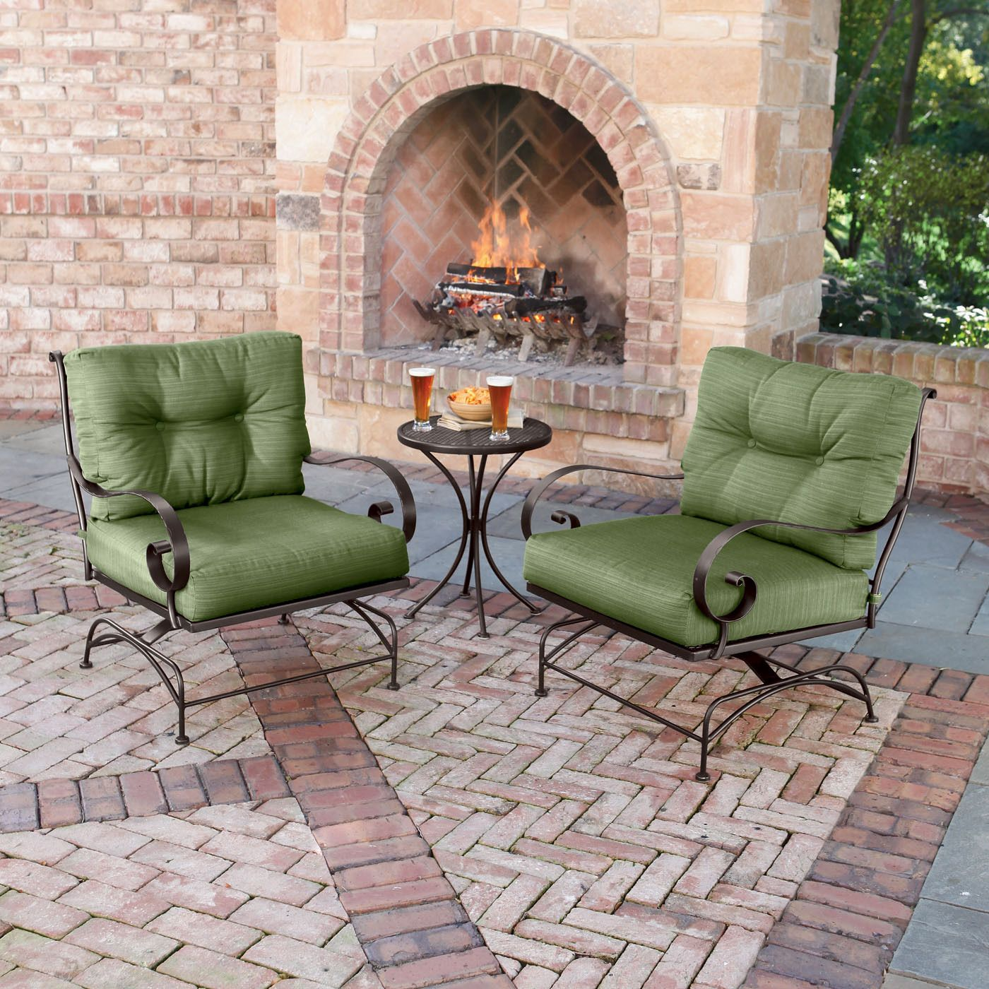 Patio Furniture Northcrest Del Rio 3 Piece Set Shopko Com Furniture Stylish Patio Furniture Patio