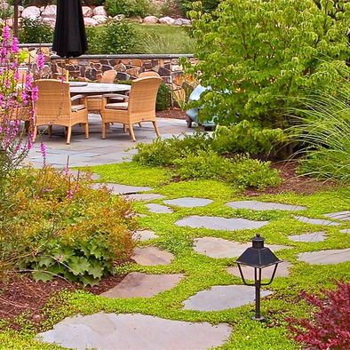 Image detail for -Bluestone Stepping Stones Design, Pictures ...