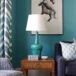 9 Most Favorite Aqua Paint Colors You'll Love - Interiors By Color