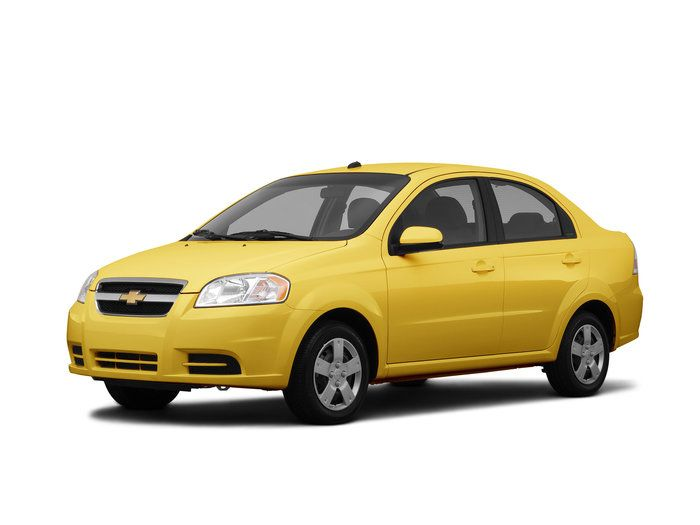2011 Chevrolet Aveo 1lt 4dr Sedan Information Chevrolet Aveo