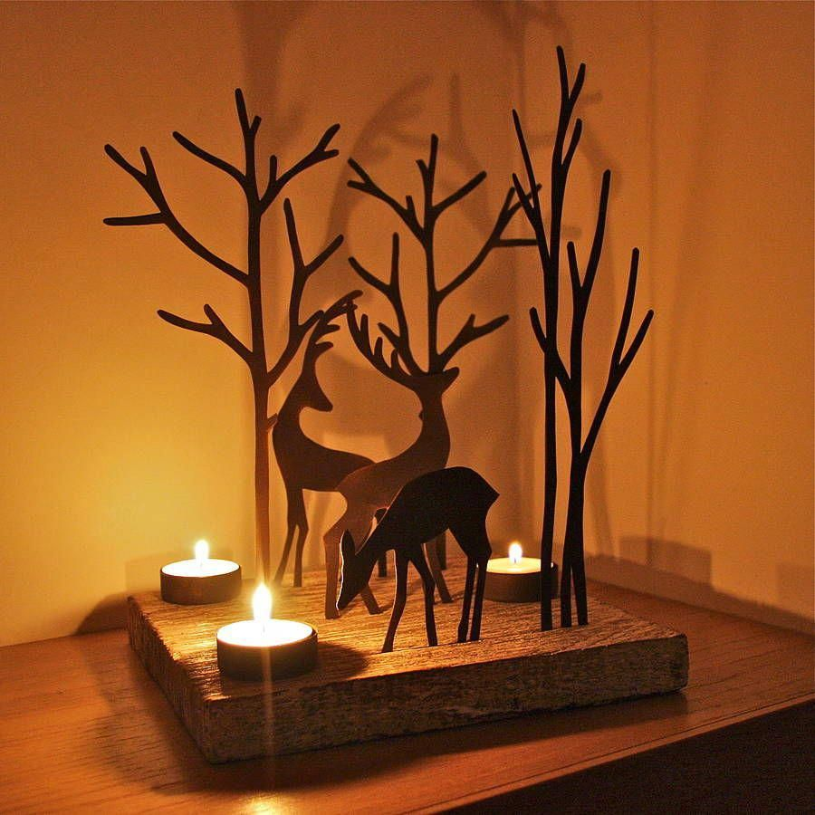 christmas reindeer triple t light decoration by london. Black Bedroom Furniture Sets. Home Design Ideas