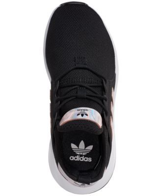 36e1afeb95a13 adidas Girls  X-plr Casual Athletic Sneakers from Finish Line - Black 6