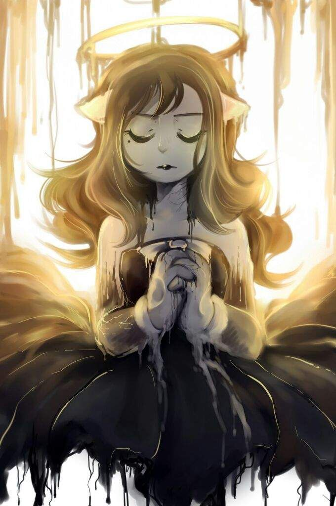 Holy Sai And More Alice Bendy And The Ink Machine Alice Angel
